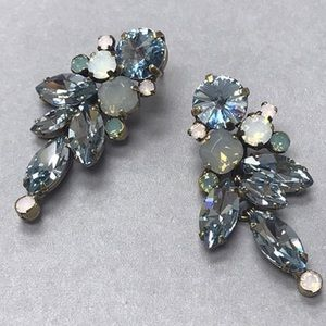 Sorrelli Blues & Washed Pastels Earrings,NWT